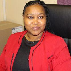 Mrs Ivy Sikhulu-Nqwena